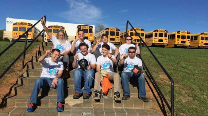 CVCC High Altitude Balloon Competition Team Image