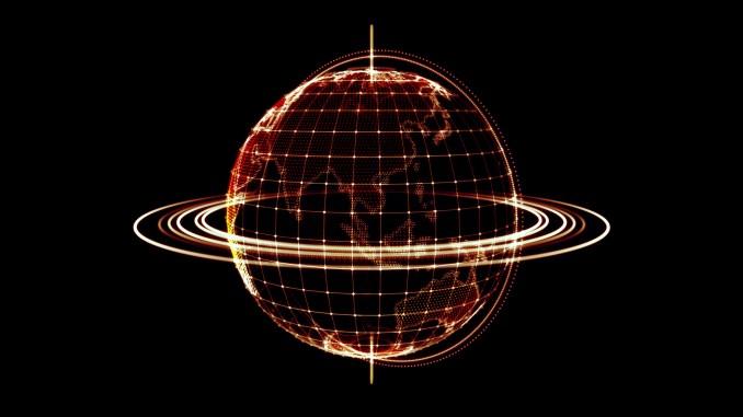 Digital Earth Image