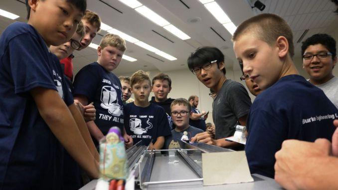 STEM_Students | Jonelle Bobak Photo