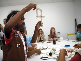 Girl Scouts and STEM Image