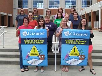 NCMS Gizmo Grant Winners Image