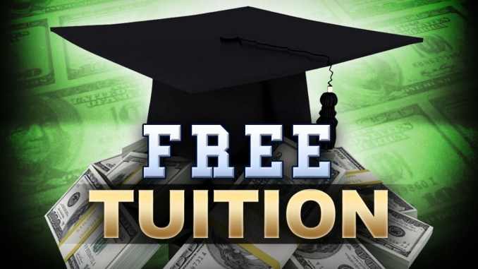 Free Tuition Image