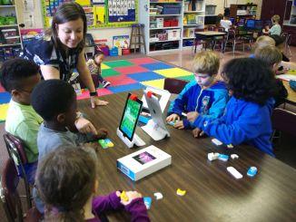 Southwest Elementary Students Photo
