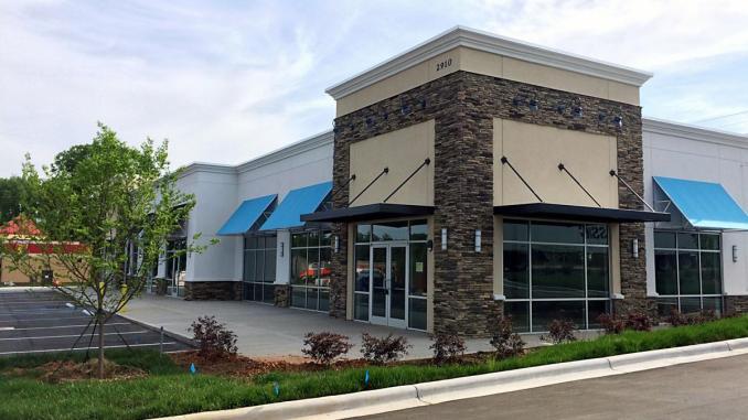 Retail Booming