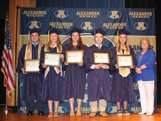ACE CV Foundation Scholarship Recipients