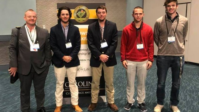 2019 Guy Hollar Scholarship Recipients