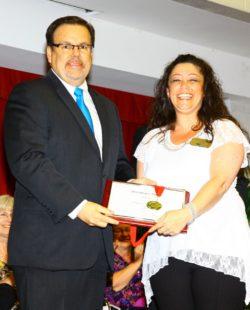 Megan Marlow CVCC Presidents Award 2016 Image