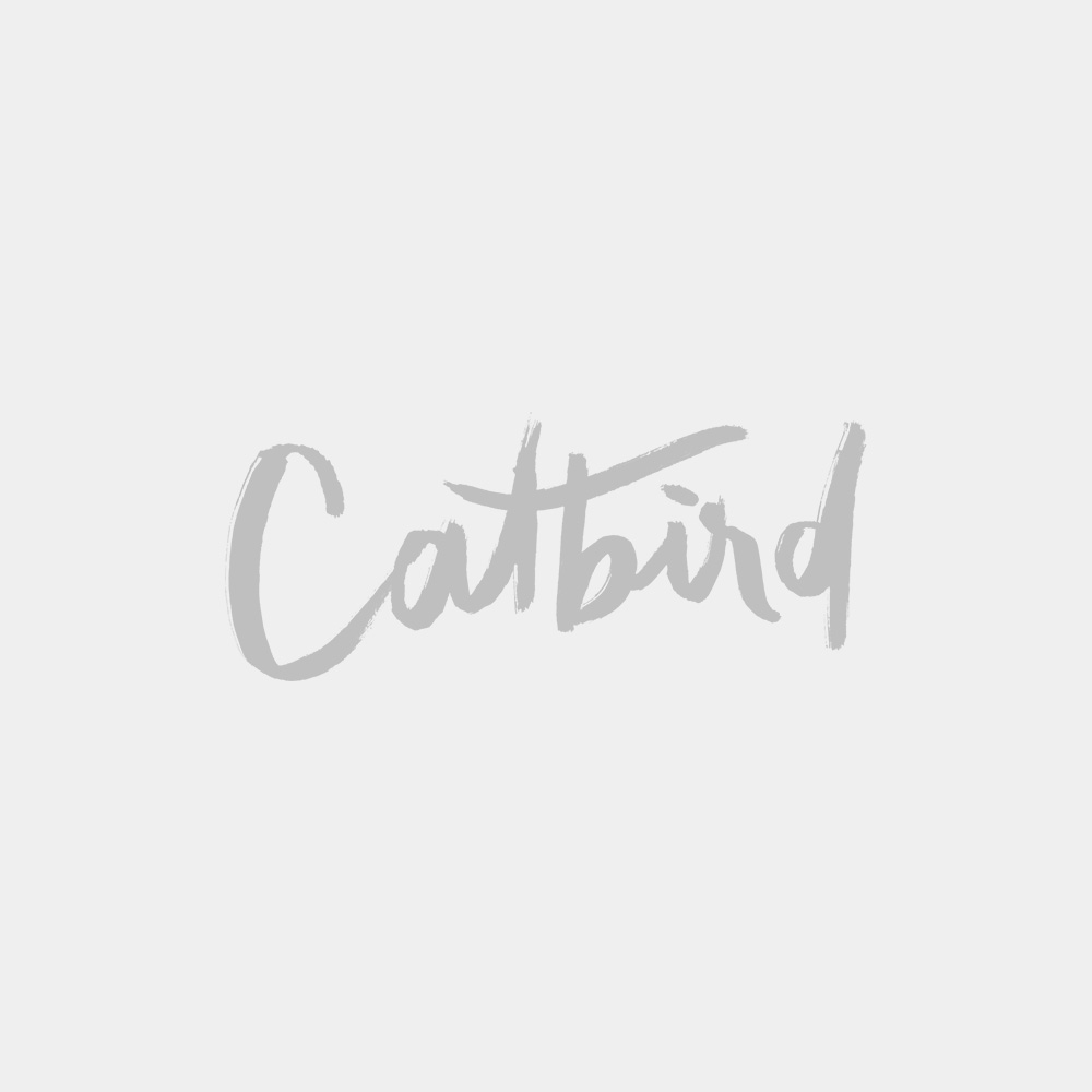Catbird Fairy Light Eternity Band Curved Black Diamond