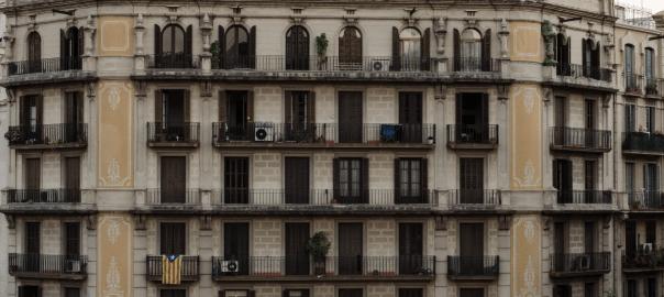 Flats in Barcelona