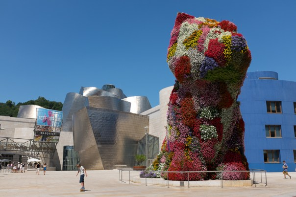 Puppy, Jeff Koons