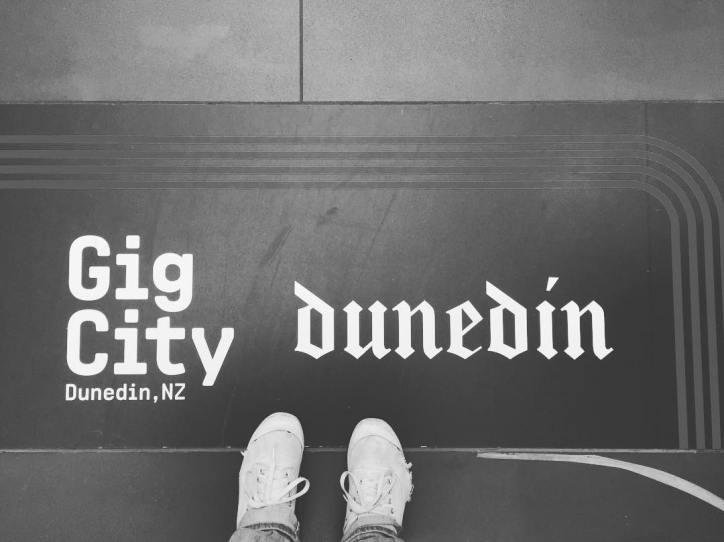 """Gig City"", Dunedin"