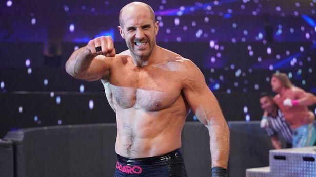 """Je suis extrêmement têtu"""" - Cesaro fait un gros commentaire sur la  possibilité de quitter la WWE - Catch Arena"""