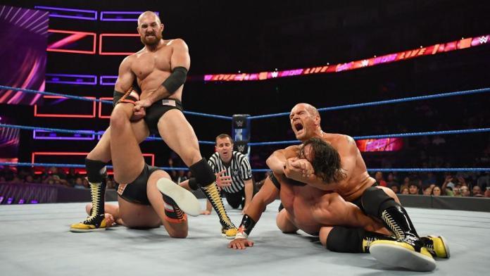 Résultats WWE 205 Live 24 Septembre 2019