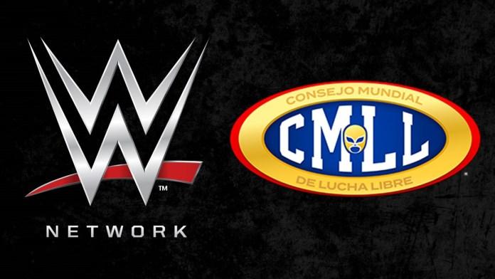 CMLL sur le WWE Network ?