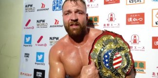 Jon Moxley parle du G1 Climax 29