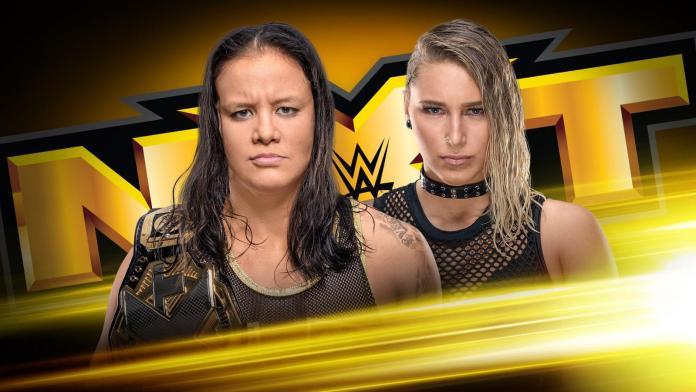 Résultats WWE NXT 11 Septembre 2019
