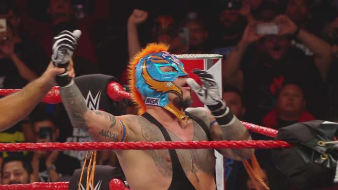 Résultats WWE RAW 23 Septembre 2019