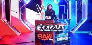la suite du WWE Draft