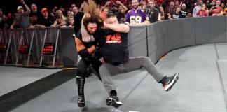 Résultats WWE RAW 21 Octobre 2019