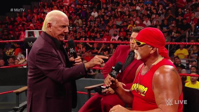 Team Hogan vs Team Flair à WWE Crown Jewel 2019