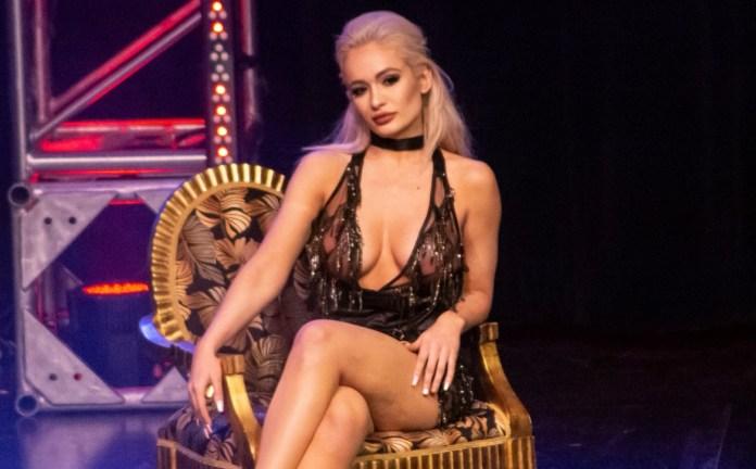 Scarlett Bordeaux signe à WWE NXT