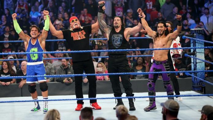 Résultats WWE Smackdown 25 Octobre 2019