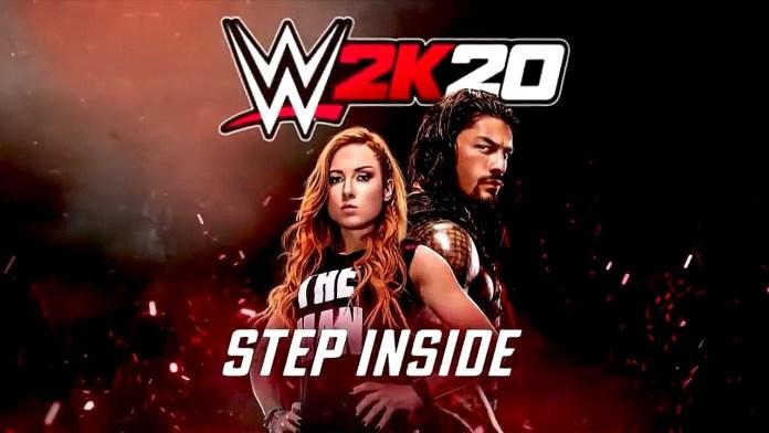 nouvelle bande-annonce WWE 2K20