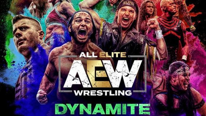 Résultats AEW Dynamite 16 Octobre 2019