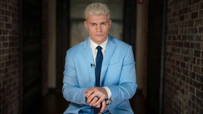 Cody peut utiliser le nom Rhodes