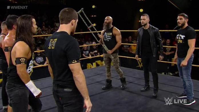 Résultats WWE NXT 23 Octobre 2019