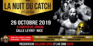 La Nuit Du Catch 2