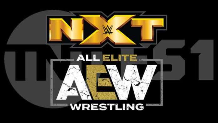 AEW Dynamite bat NXT