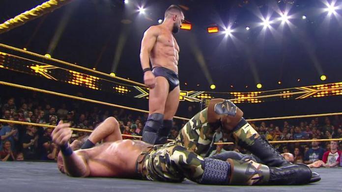 Résultats WWE NXT 27 Novembre 2019