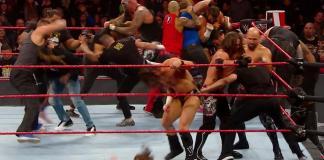 Résultats WWE RAW 4 Novembre 2019