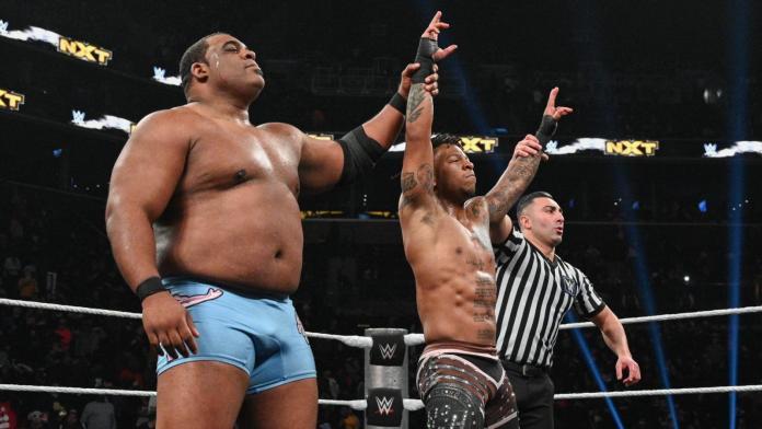 Résultats WWE NXT 25 Décembre 2019