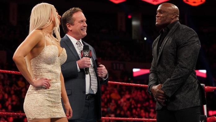 La sécurité attaque un employé WWE