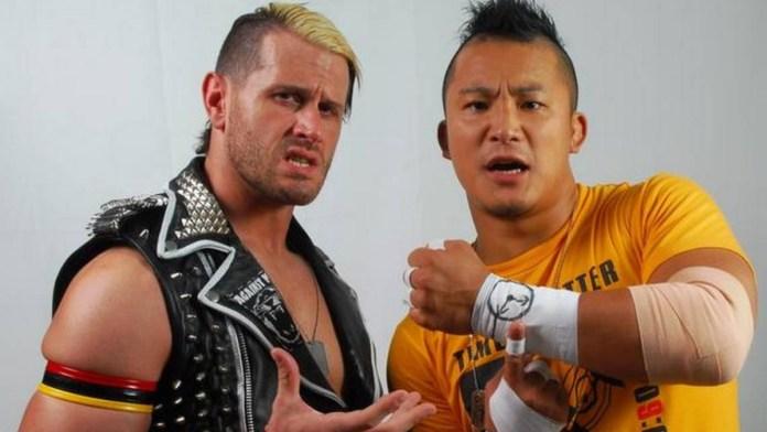 Alex Shelley va débuter à WWE NXT