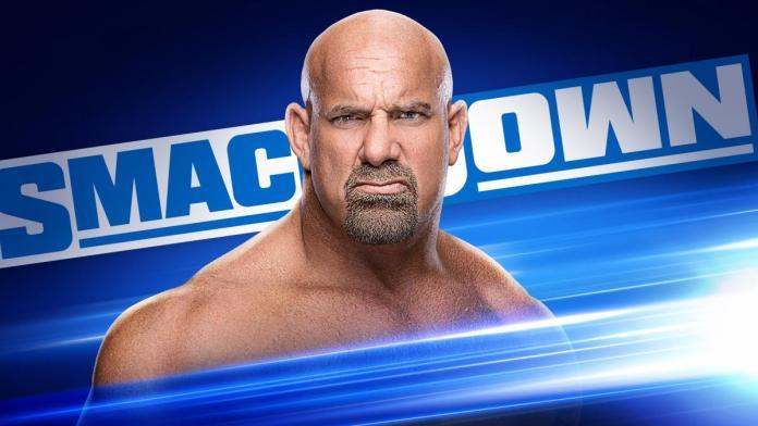Goldberg sera à Smackdown vendredi