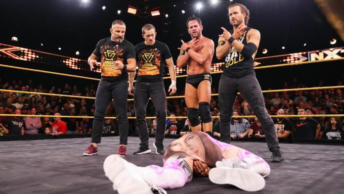 Résultats WWE NXT 19 Février 2020