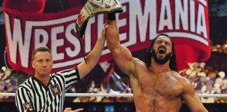 Résultats WrestleMania 36 Nuit 2