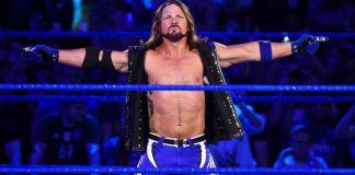 AJ Styles Roman Reigns