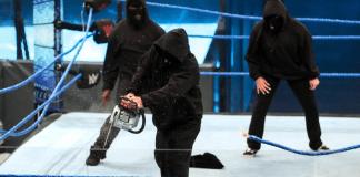 RETRIBUTION SmackDown