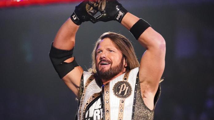 AJ Styles Kenny Omega
