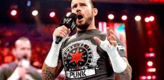 CM Punk Will Ospreay
