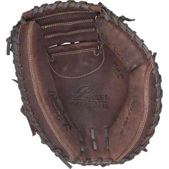 Rawlings Player Preferred Catchers Mitt Pocket