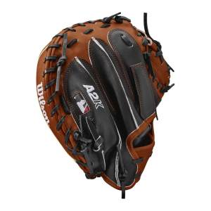 Wilson A2K M1 Catcher's Mitt, our pick for the best Baseball Catchers Mitt for 2018