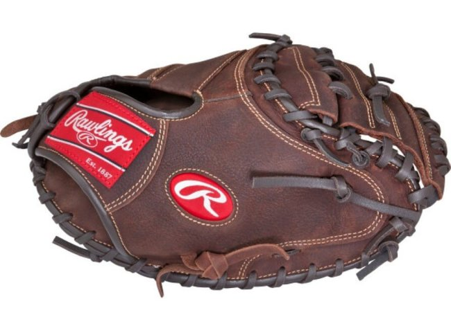 Rawlings Player Preferred Catchers Mitt Front