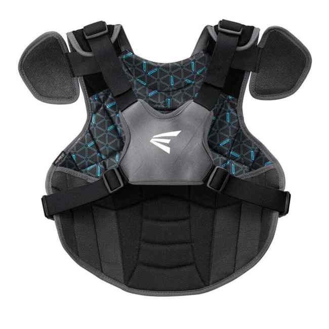 Easton Prowess Chest Protector, rear view