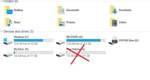 hard disk partition delete