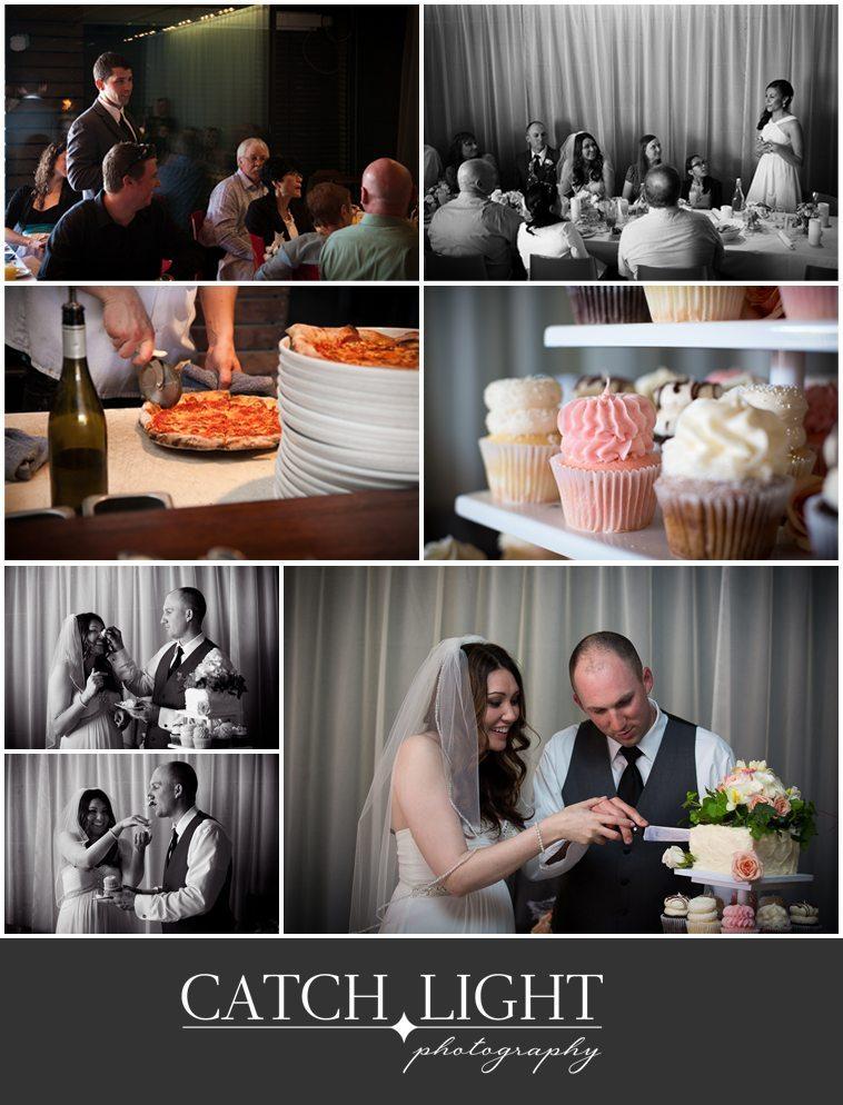 04_Pizza Bella Wedding Reception, Kansas City